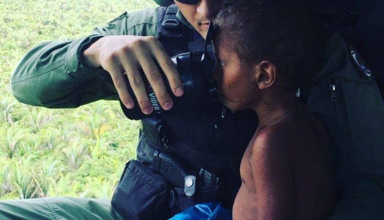 Resgate de criança desaparecida emociona comunidade de Caxias-MA