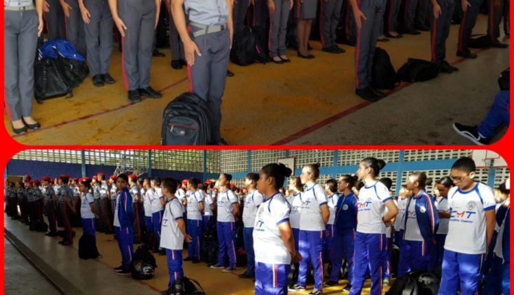 DSPS promove palestra no Colégio Militar Tiradentes de Imperatriz