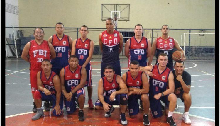 Neste final de semana acontecem finais do troféu CFO de Basketball