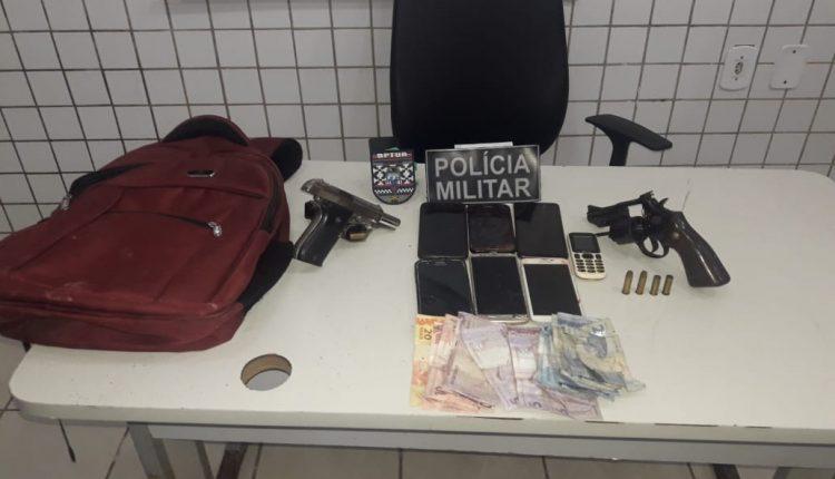 POLICIAL MILITAR DE FOLGA FRUSTRA ASSALTO A COLETIVO