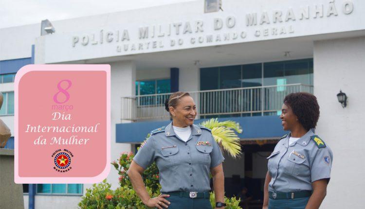 Mensagem do comandante geral da PMMA no dia Internacional da Mulher