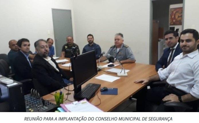Comandante do 15º BPM participa ações em Bacabal