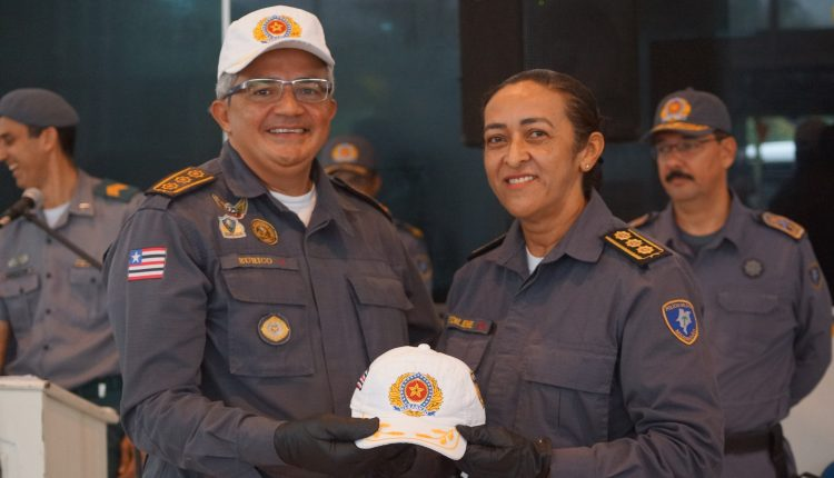 Coronel PM Edilene Soares assume comando do BPRV