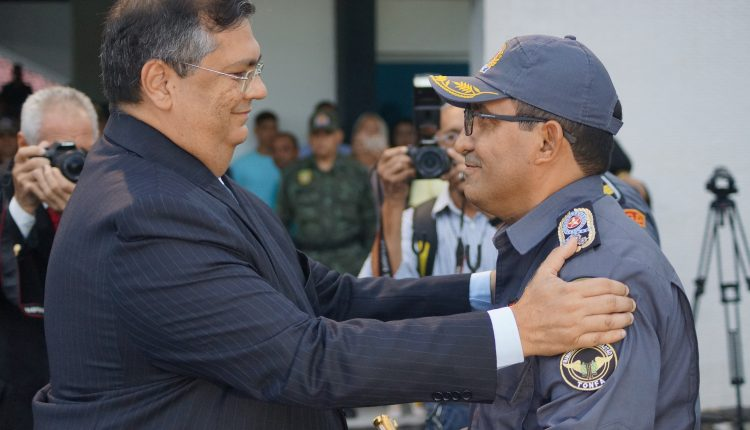 Governador empossa coronel Ismael Fonseca como novo comandante geral da Polícia Militar