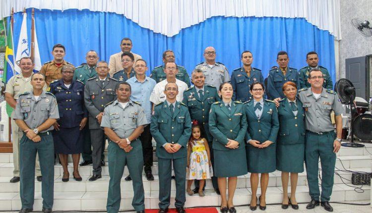 3º Encontro dos Militares Cristãos do Maranhão é realizado no polo Itaqui Bacanga