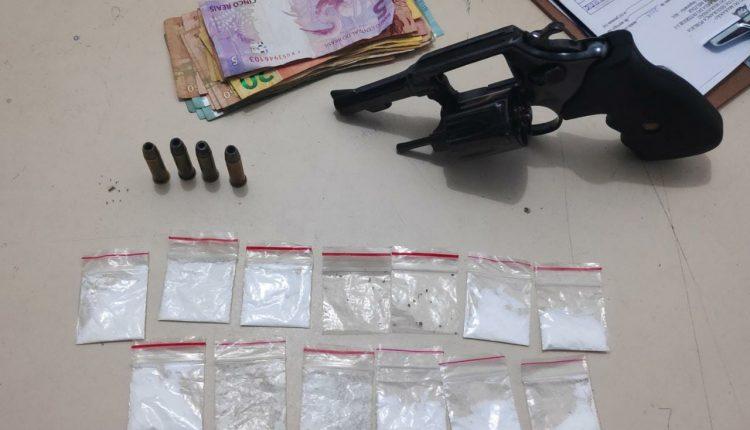 14º BPM apreende arma de fogo em Davinópolis