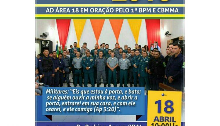 3º Encontro de Militares Cristãos do Maranhão