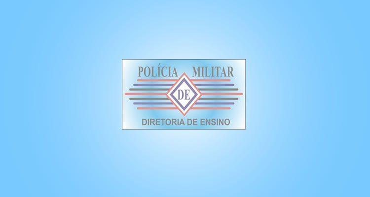 ADIAMENTO DO II CURSO DE CAPACITAÇÃO EM POLICIAMENTO COMUNITÁRIO ESCOLAR (CCPCE).