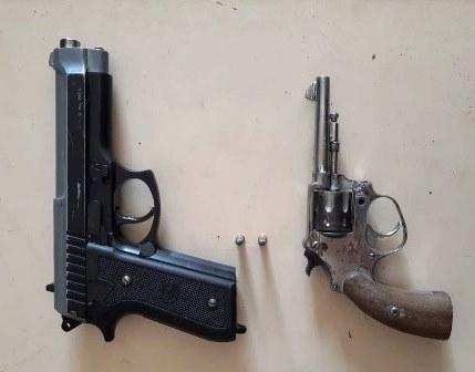 3º BPM retira de circulação mais uma arma de fogo na cidade de Imperatriz