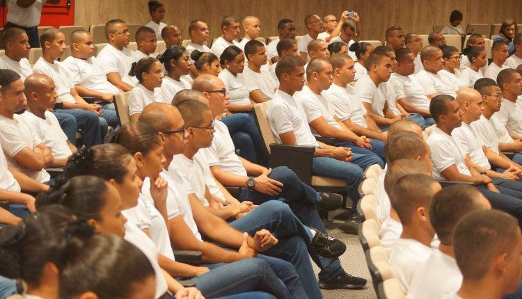 Curso de Formação de Soldados CFSd PM 2019 tem início em São Luis