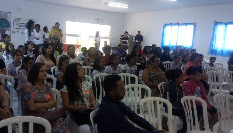 Ronda Escolar do 2º BPM participa de palestra sobre abuso e exploração sexual de crianças e adolescentes