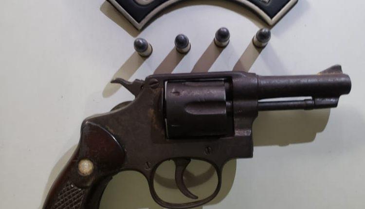 6º BPM apreende armas de fogo na Cidade Olímpica e São Cristóvão