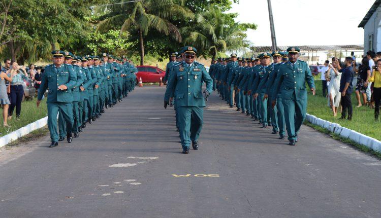 Solenidade marca formatura de sargentos na PMMA