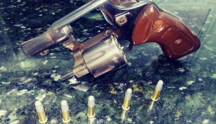 5º Batalhão retira duas armas de fogo das ruas de Barra do Corda