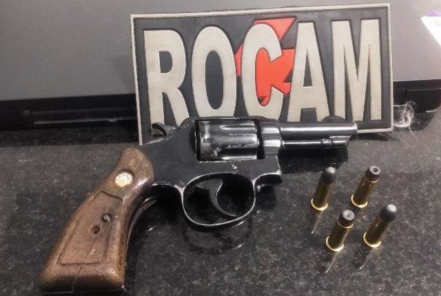 2ª Companhia retira de circulação quatro armas de fogo nas cidades de Mirinzal e Cedral