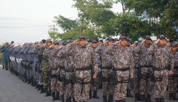 Solenidade marca promoção de 841 policiais militares