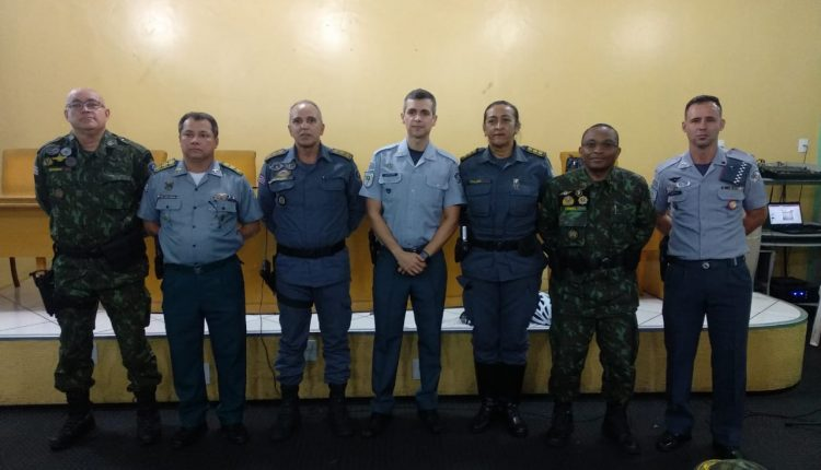 1º Curso de Policiamento com Bicicletas para Policiais Militares do Maranhão