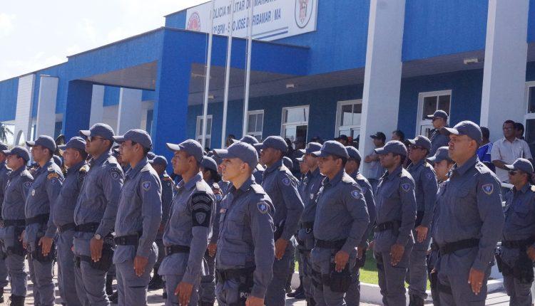 INAUGURAÇÃO DA NOVA SEDE DO 13º BATALHÃO DA POLÍCIA MILITAR EM SÃO JOSÉ DE RIBAMAR