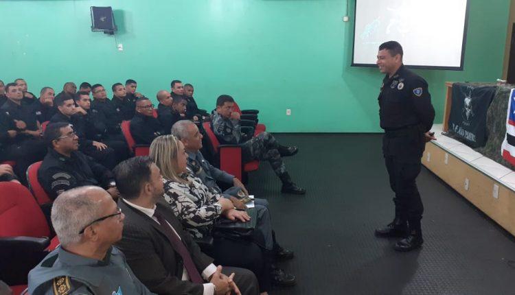 PMMA realiza aula inaugural do 2º Curso de Instrução e Nivelamento de Conhecimento do BOPE