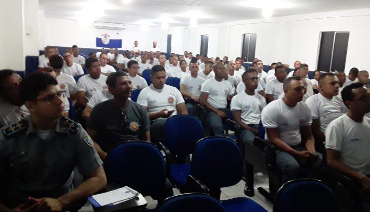 Alunos do Curso de Soldados da PMMA participam de palestra sobre Educação Financeira