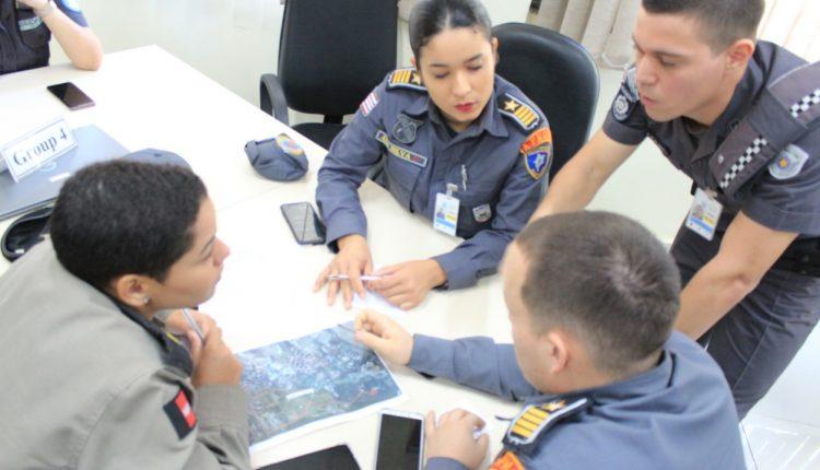 Cadetes da APMGD participam de curso para missões de paz no CCOPAB – RJ