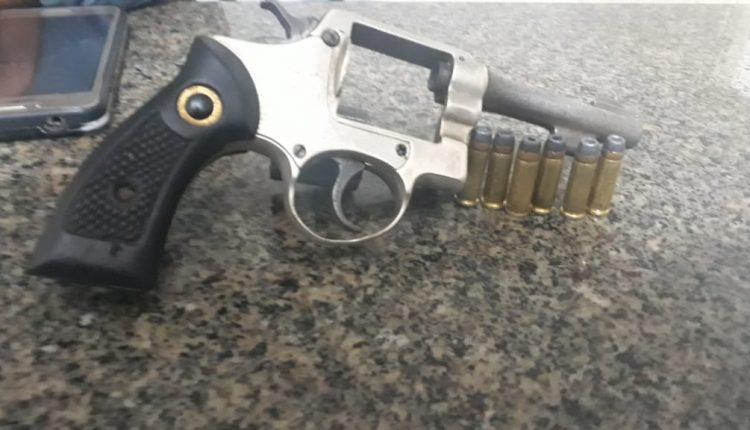 Policia militar retira mais uma arma de fogo de circulação em Itapecuru-Mirim