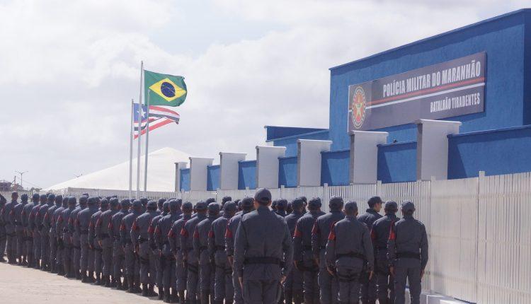 Governo inaugura sede do Batalhão Tiradentes em São Luís