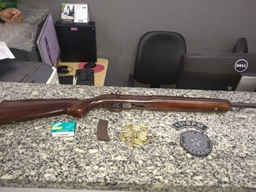 Polícia militar apreende mais duas armas de fogo em menos de 48h em BACABAL