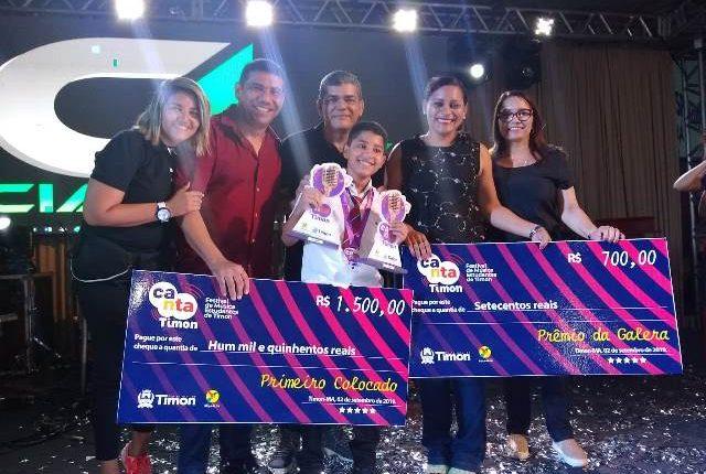 Aluno do Colégio Militar Tiradentes V é campeão em festival de música em Timon