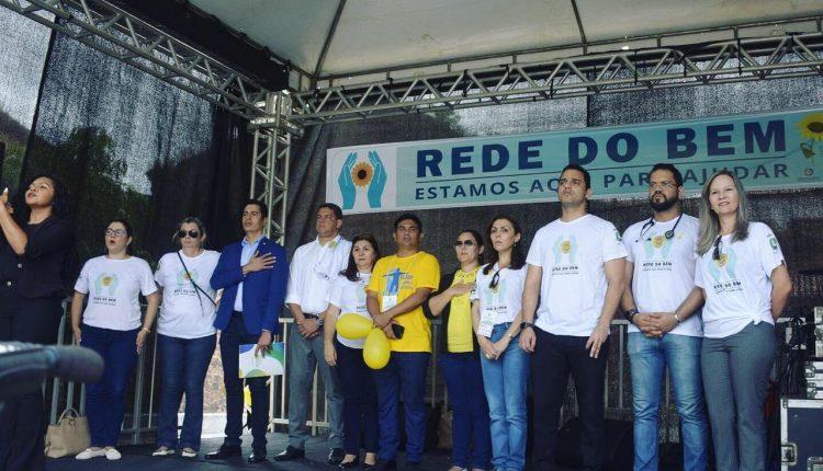 PMMA presente em Campanha de Prevenção do Suicídio REDE DO BEM