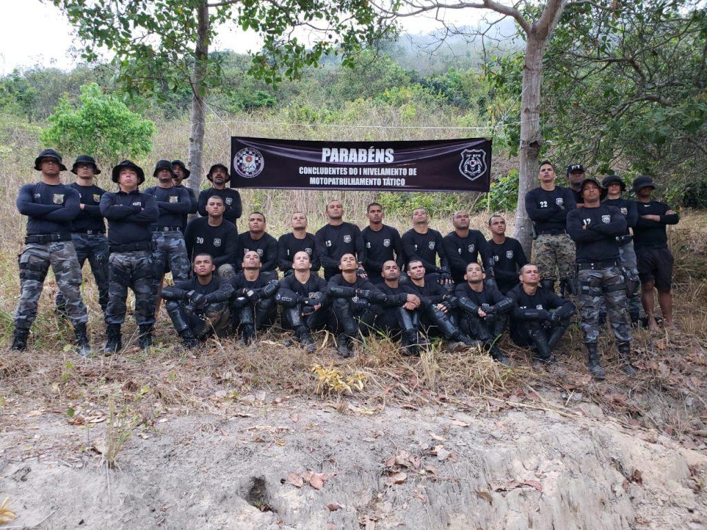 30º BPM realiza 1º Nivelamento de Motopatrulhamento Tático em Buriticupu