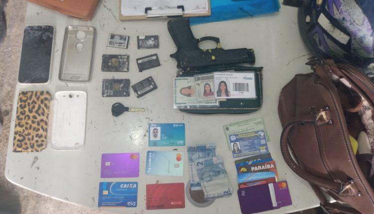 Polícia Militar prende suspeito de vários assaltos em Imperatriz