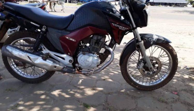 Polícia militar recupera motos em Bacabal