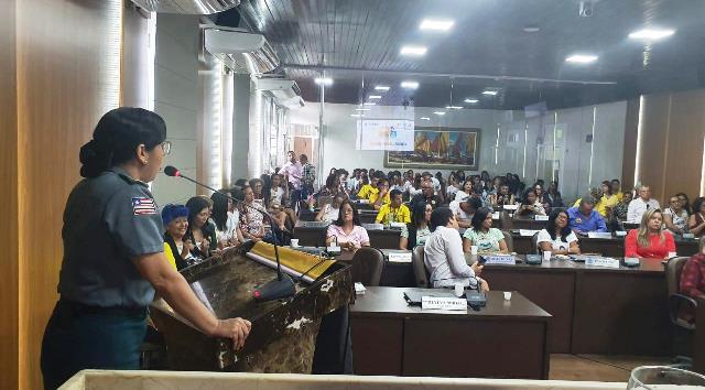 PMMA participa de audiência pública na câmara municipal de São Luís