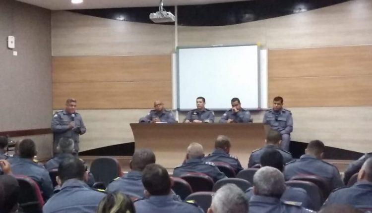 1º Batalhão da PMMA realiza formatura geral na UFMA
