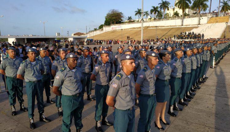 Governo do Maranhão forma mais 180 novos Policiais Militares