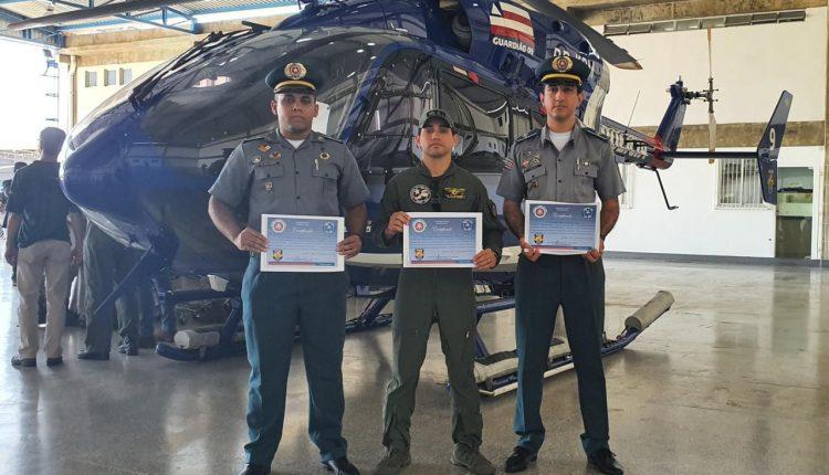 Oficiais da PMMA concluem curso de piloto de aeronaves não tripuladas no estado da Bahia
