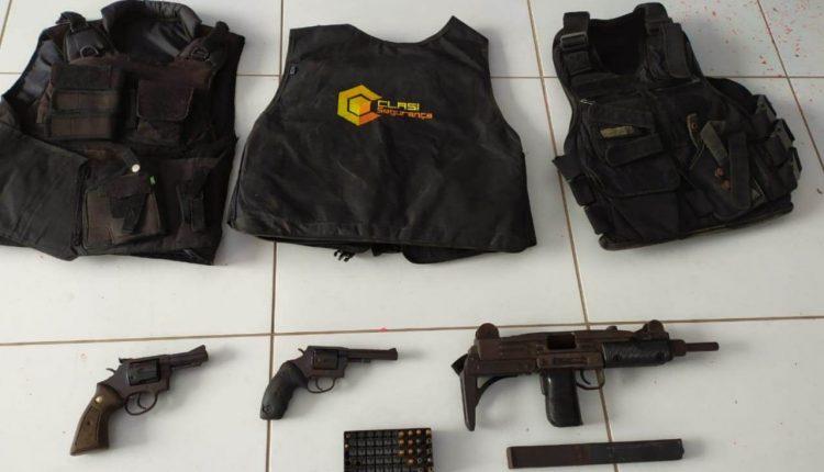 Polícia Militar prende suspeitos de cometerem duplo homicídio no bairro José Reinaldo Tavares