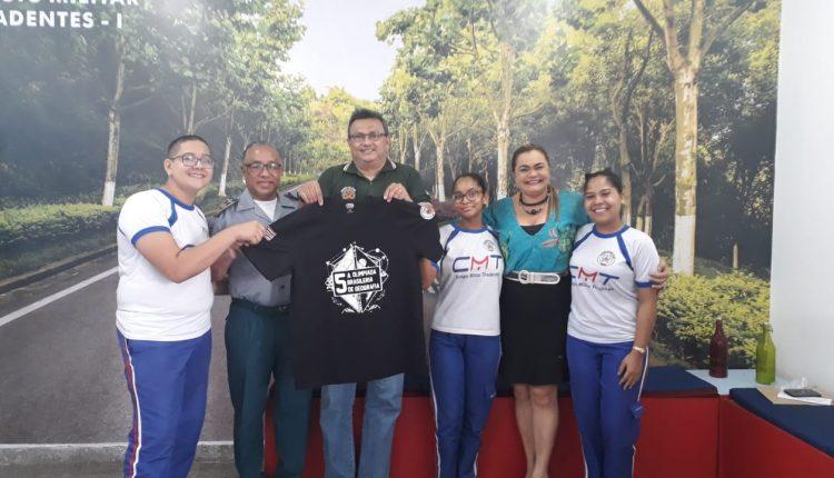 ALUNOS DO COLÉGIO MILITAR TIRADENTES I PARTICIPAM DA FASE FINAL DAS OLIMPÍADAS BRASILEIRA DE GEOGRAFIA E CIÊNCIAS EM SÃO PAULO