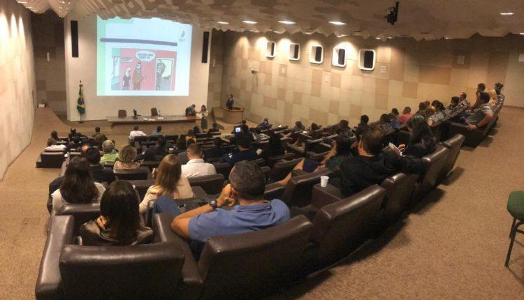 PMMA participa de Simpósio sobre Vítimas da Criminalidade Violenta em Brasília
