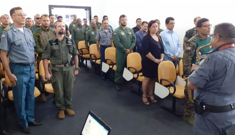 Centro Tático Aéreo forma primeira turma de atiradores snipers