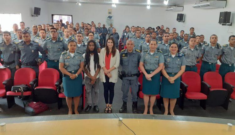 Patrulha Maria da Penha concorre a prêmio nacional no Fórum Brasileiro de Segurança pela segunda vez consecutiva