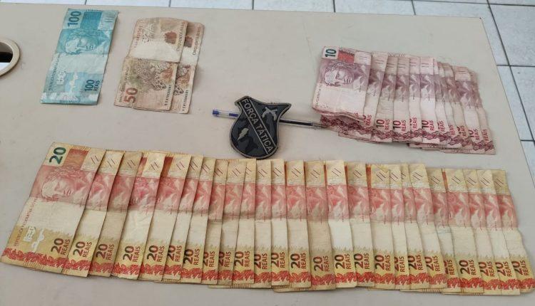 Policiais Militares prendem suspeitos por roubo em Caxias