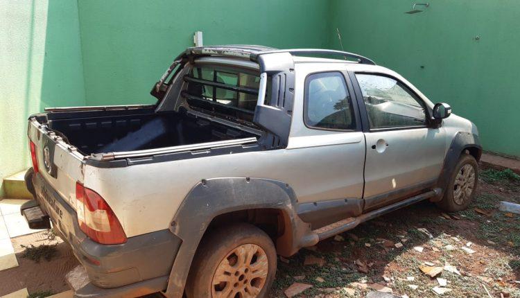 Polícia Militar recupera três veículos roubados em Fortaleza dos Nogueiras