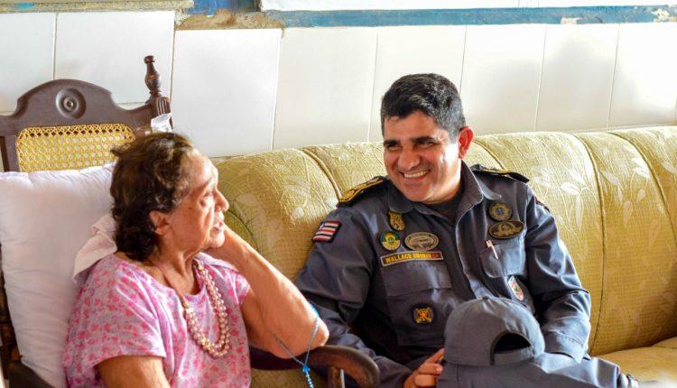 APMGD realiza ação social no Asilo de Mendicidade de São Luís