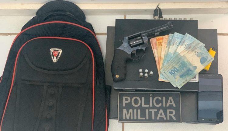 POLÍCIA MILITAR EVITA ASSALTO À AGÊNCIA DOS CORREIOS NO INTERIOR DO ESTADO