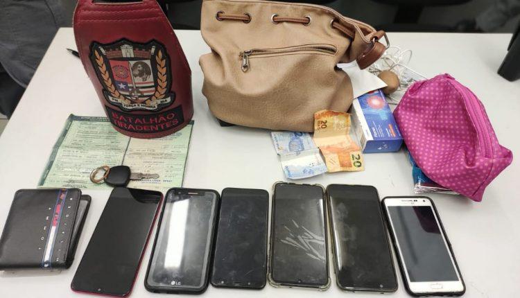 POLÍCIA PRENDE SUSPEITO DE ROUBO NO BAIRRO ALEMANHA