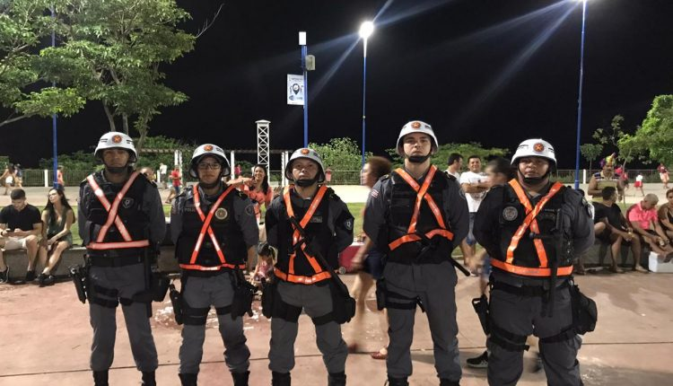 PMMA garante Carnaval seguro na cidade de Imperatriz