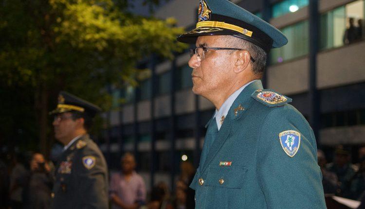 Coronel Pedro Ribeiroassume comando da Polícia Militar do MA