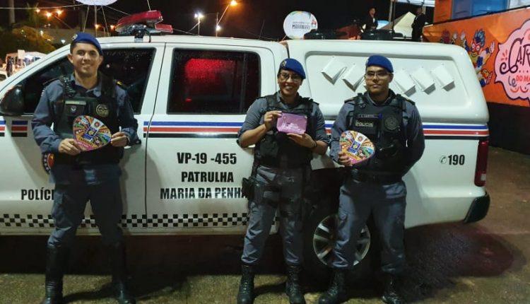 PATRULHA MARIA DA PENHA DA PMMA INICIA AS ATIVIDADES DE POLICIAMENTO NOS CIRCUITOS DO CARNAVAL